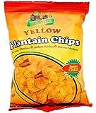 Olu Olu 100% Natual Sweet Chilli Plantain Chips 60g (Box of 24)