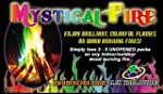 MYSTICAL FIRE - Adds Colorful flames...