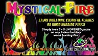 MYSTICAL FIRE – Adds Colorful flames…