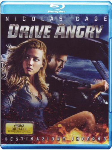 Drive angry [IT Import] [Blu-ray]