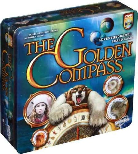 The Golden Compass Board Game Dvd Board Game in Tin - 1