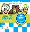 Now I'm Reading!: All About the ABCs