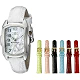 Invicta Women's Baby Lupah Love Edition Swiss Quartz Watch w/ Set-of-Seven Straps 0051