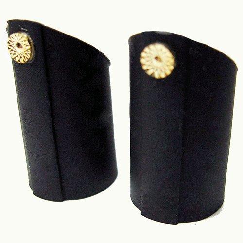 ヒールクローズ heelclothes ヒールカバー (BK ring studs)