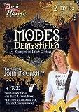 echange, troc Modes Demystified: Secrets of Lead Guitar
