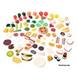 Step2 101 Pc Play Food Assortment