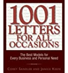 (1001 Letters for All Occasions: The...