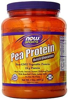 buy Pea Protein Dutch Chocolate - 2 Lbs