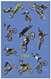 Studio B  Freestyle Motorcross Poster