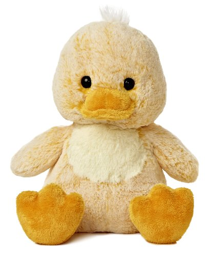 Aurora World Sweet and Softer Duck Plush