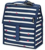 PackIt Freezable Lunch Bag with Zip Closure, Be Mine