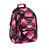 All Out Rucksack Louth Diamond Check diamond check