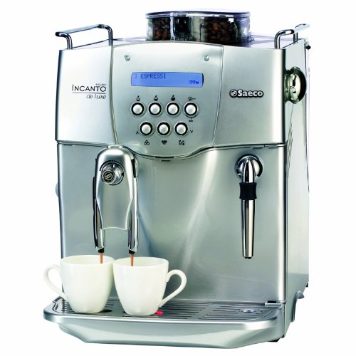 Philips Saeco RI9724/47 Incanto Deluxe Automatic Espresso Machine, Stainless Steel
