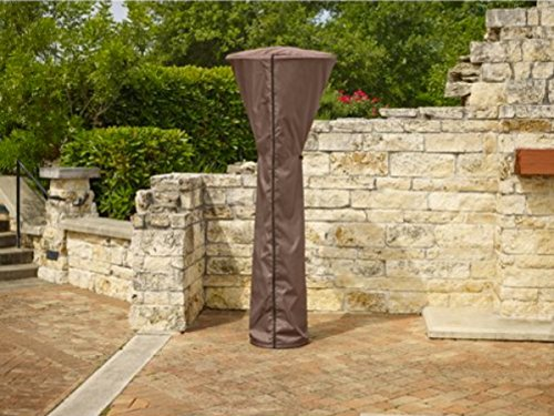 Patio-Heater-Cover-Brown-Full-Length-Fits-up-to-87