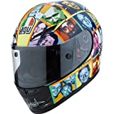 AGV GP-Tech Faces Valentino Rossi Replica Helmets Color: Faces Size: 2Xl