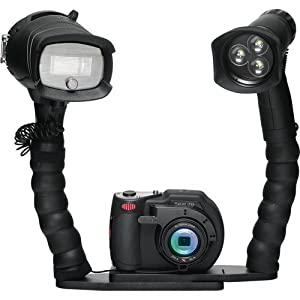 Sealife DC1400 Pro Duo Digital Underwater Camera Set SL726 by SeaLife