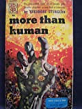 More Than Human -- First 1st Printing