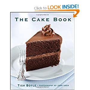 Tish Boyl's The Cake Book