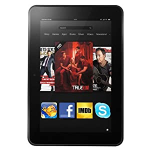 "Kindle Fire HD 8.9"", Dolby Audio, Dual-Band Wi-Fi from Amazon Digital Services, Inc"