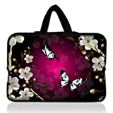 Butterflies and flowers Neoprene 16