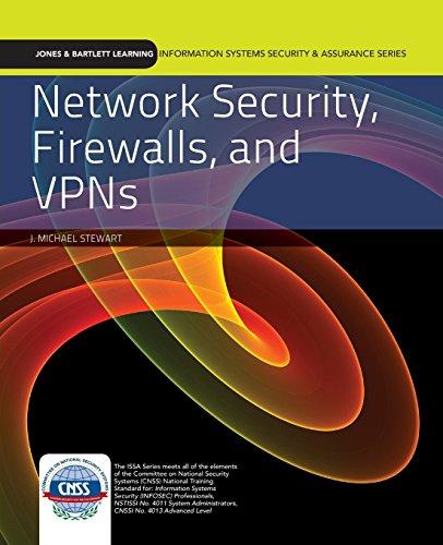 Network Security, Firewalls, And Vpns (Jones &...