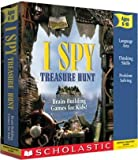 I Spy Treasure Hunt with I Spy Book and Mini CD (PC/MAC)