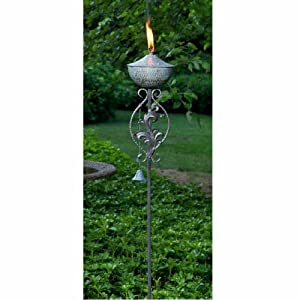 Passion Spirit Stake Torch Large Blue Verde