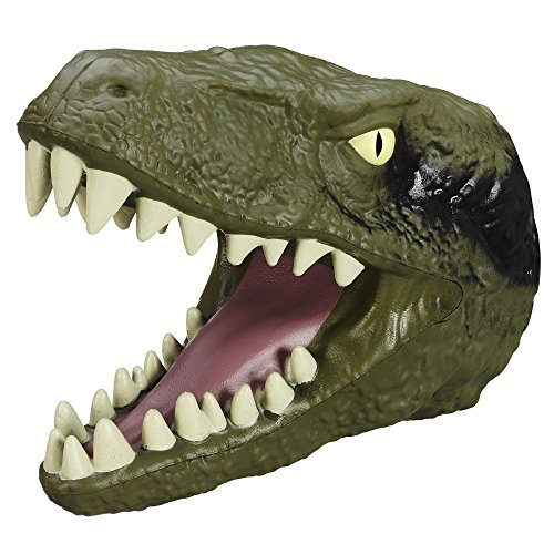 Jurassic World Chomping Velociraptor Head - 1
