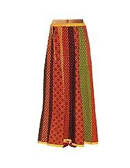 Sttoffa Womens Cotton Skirts -Multi-Colour -Free Size - B00MJO7QVG