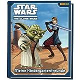 Star Wars The Clone Wars Kindergartenfreundebuch: Meine Kindergartenfreunde