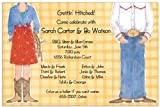 Getting Hitched Party Invitations