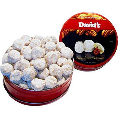 David'S Cookies Butter Pecan Meltaways 2-Pack - Cos