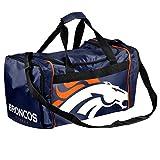 Forever Collectibles NFL Denver Broncos Core Duffle Bag