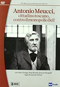 Amazon.com: Antonio Meucci - Cittadino Toscano Contro Il Monopolio