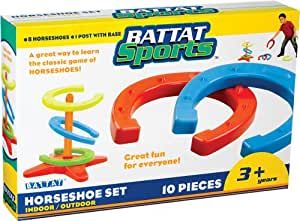 Battat Horseshoe Set
