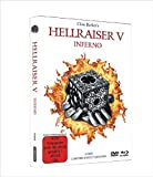 Hellraiser 5 – Inferno – Uncut/White Edition [Blu-ray] [Limited Edition]
