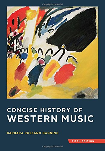 Concise History of Western Music (Fifth Edition)