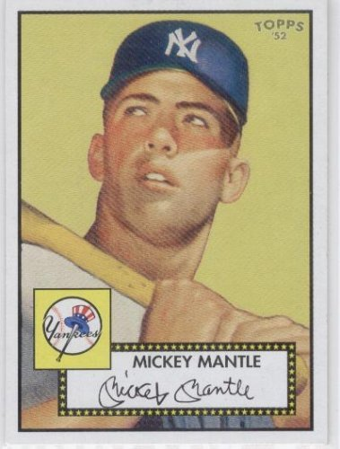 Buy Mickey Mantle Card Now!
