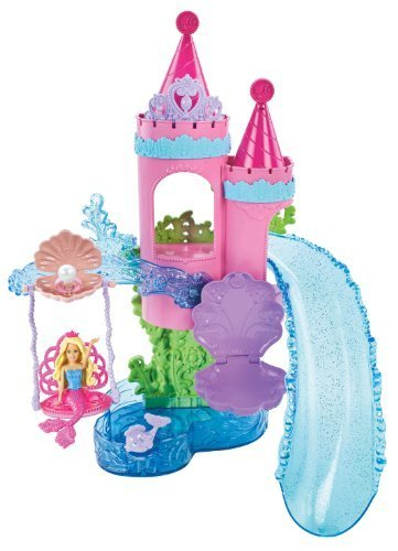 Barbie Splash and Slide Bath Playset by Mattel TOY (English Manual)