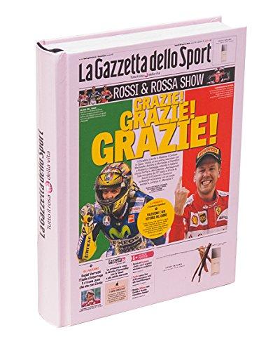 Fiori GZ300/G Paolo Gazzetta dello Sport Set per la Scuola, Rosa/Giallo/Rosso, 17 cm