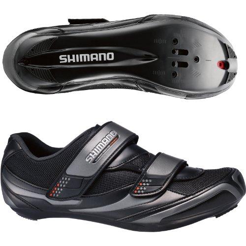 9bd8abcbdc1815 Shimano SH-R064 Gentlemen black (Size  42) Road Bike shoes - coconuas63