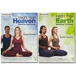 Insight Yoga: Heaven and Earth 2-DVD Set