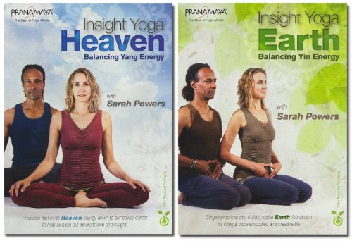 Insight Yoga: Heaven and Earth 2-DVD Set (Sarah Powers compare prices)