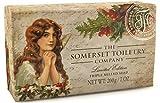Limited Edition Festive Winter Linen Triple Milled Soap 200g