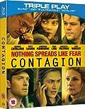 Image de Contagion [Blu-ray] [Import anglais]