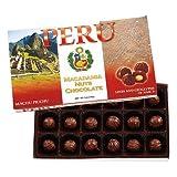 ペルー マカデミアナッツチョコレート1箱(ペルー土産・海外土産)