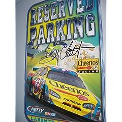 BOBBY LABONTE Signs 11x17 by NASCAR