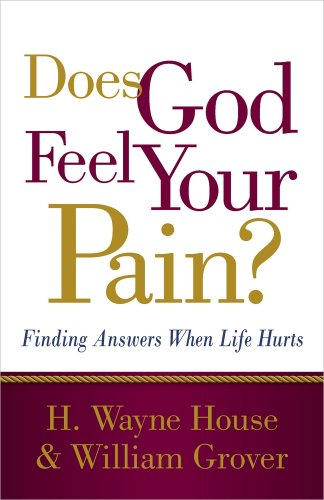 Image for Does God Feel Your Pain?: Finding Answers When Life Hurts