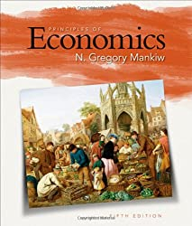 Principles of Economics by Mankiw N Gregory