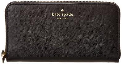 kate spade new york Cherry Lane Lacey PWRU3438 Wallet,Black,One Size